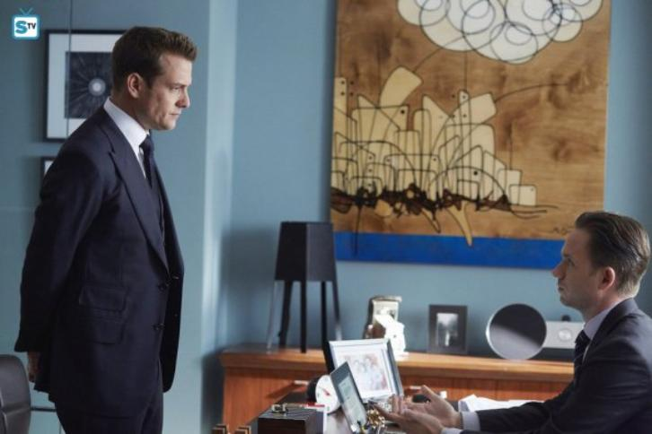 "Suits - To to Toe - Review: ""Just Like Old Times"""
