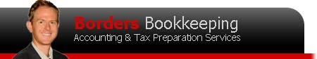 Borders Bookkeeping