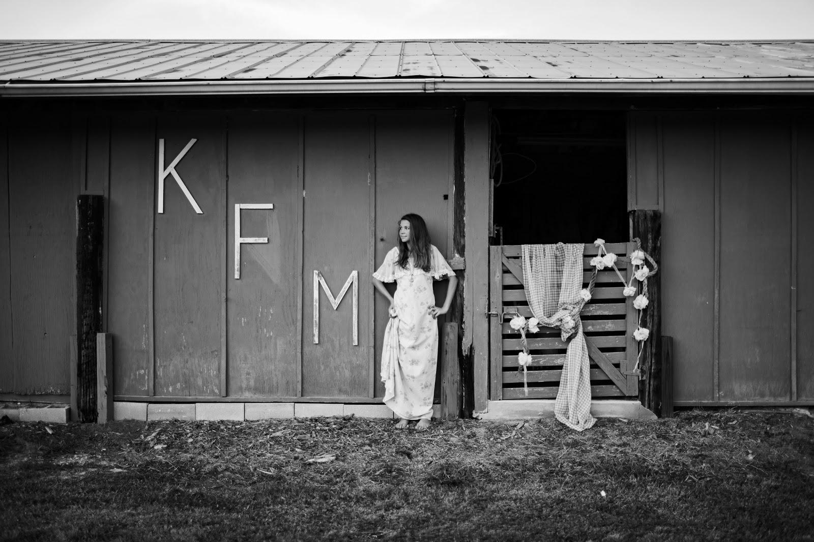 Family farm event loft wedding