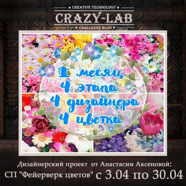 """СП """"Фейерверк цветов"""" от Crazy-lab"""