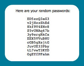 how to create a hard password