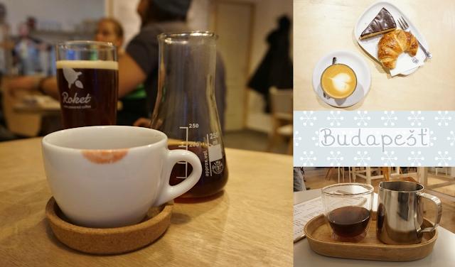 Budapest Coffee Trip
