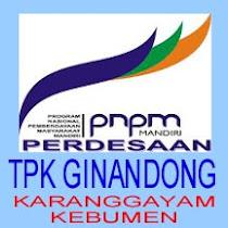 DOKUMENTASI PNPM TPK-GINANDONG