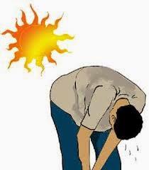 ضربة الشمس الوقاية وعلاج
