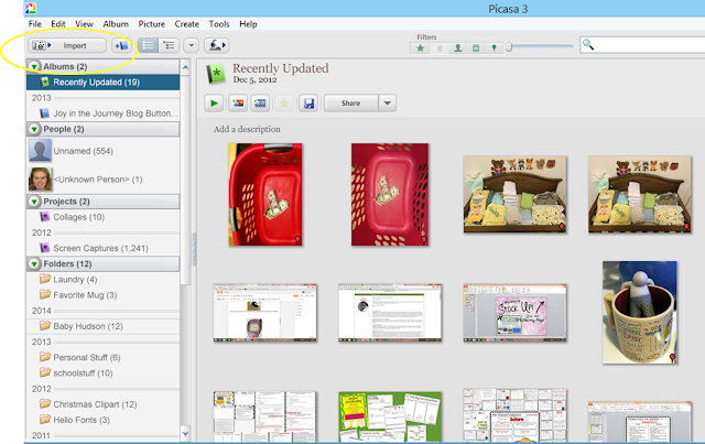 Blog Tutorial for Teachers Pay Teachers sellers: 10 fast and easy steps to create a preview picture for any TPT product using Power Point and Picasa. Blog post by Jessica Lawler @ Joy in the Journey.