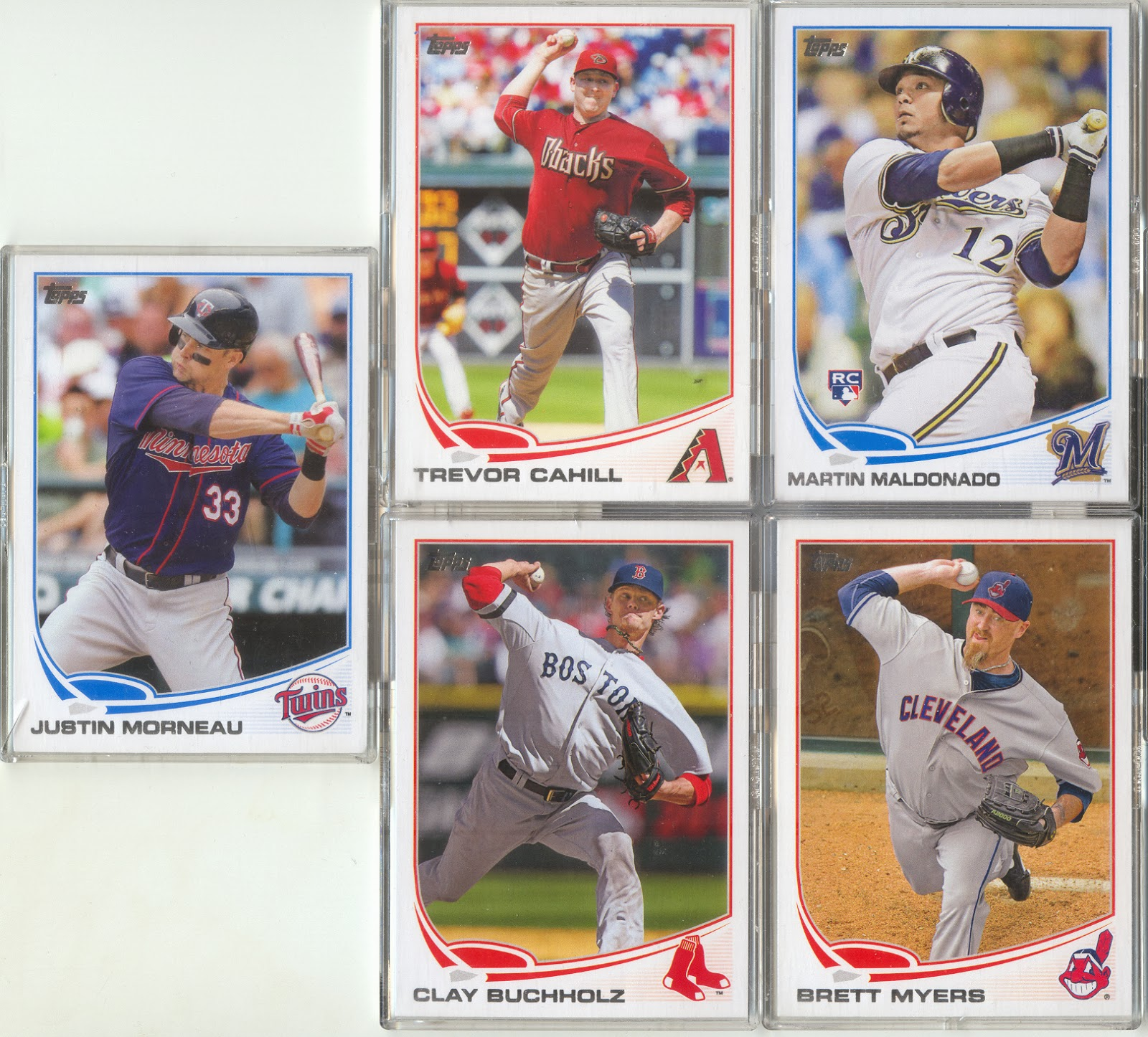 bdj610\'s Topps Baseball Card Blog: A Very Colorful Christmas or Yes ...