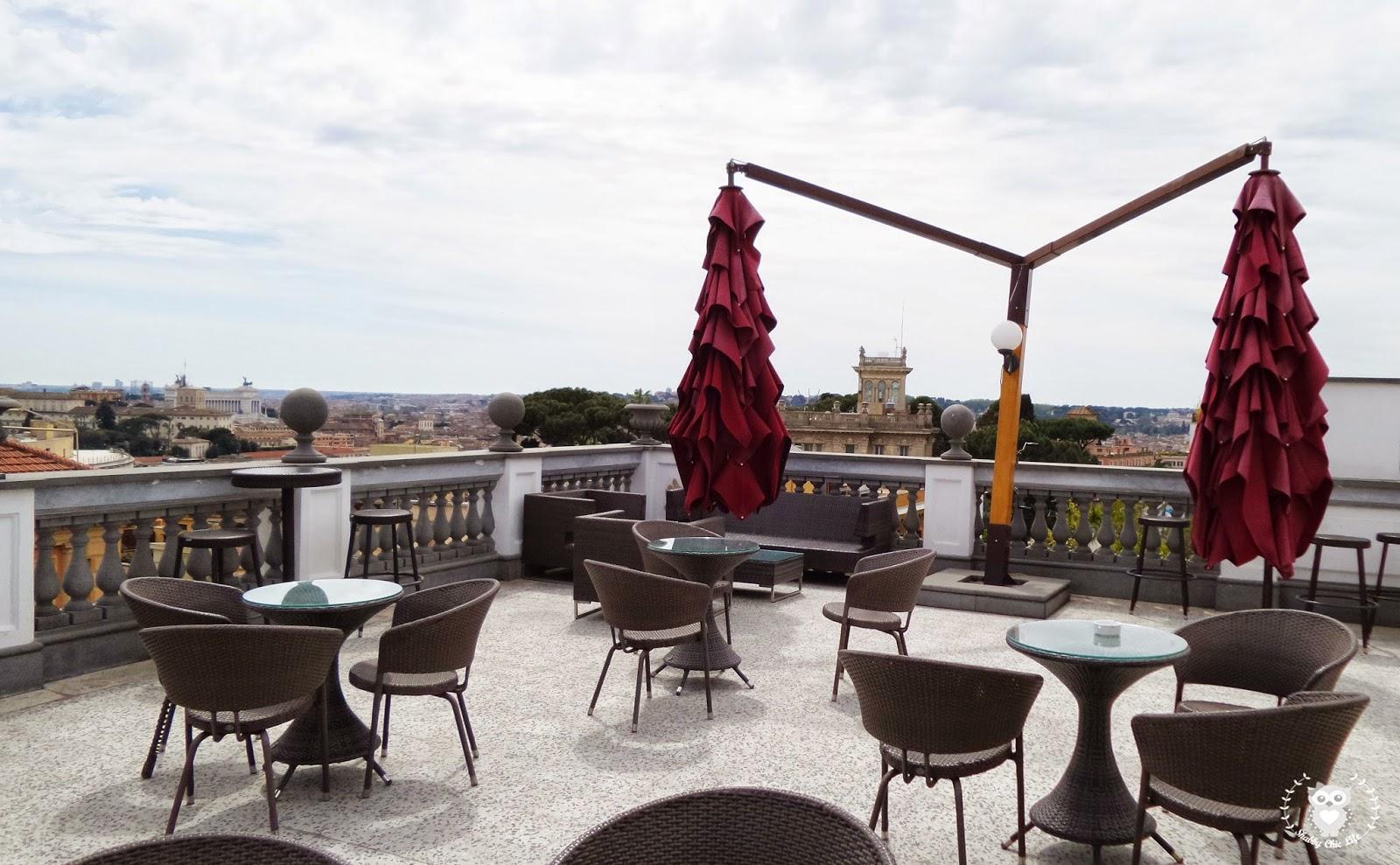 Hotel Savoy Roma - Passione Shabby