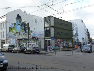 kollwitzkiez, prenzlauer berg, Rosa-Luxemburg-Platz, berlin