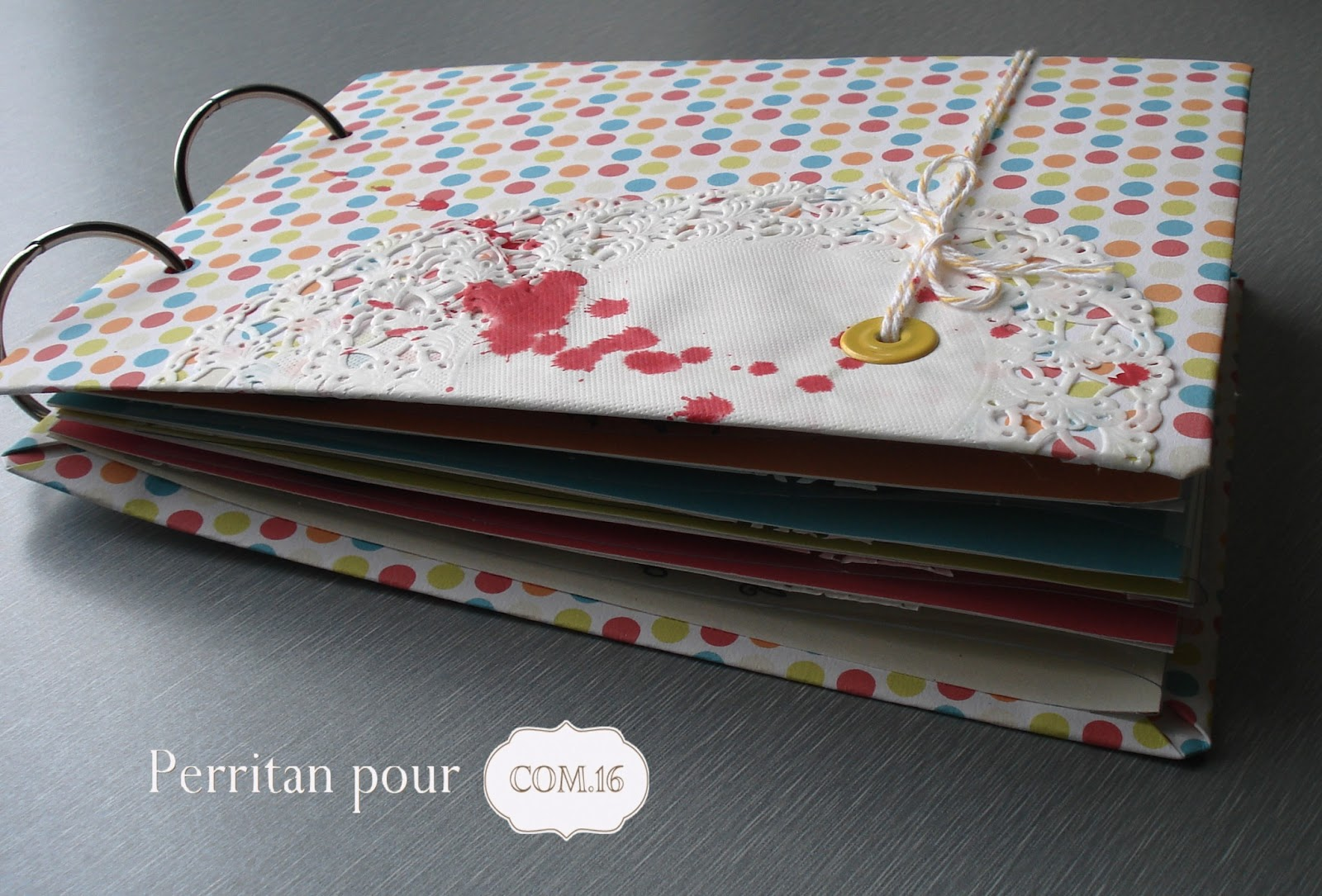 Sab 39 scrap tuto classeur a tampons - Open office classeur tuto ...