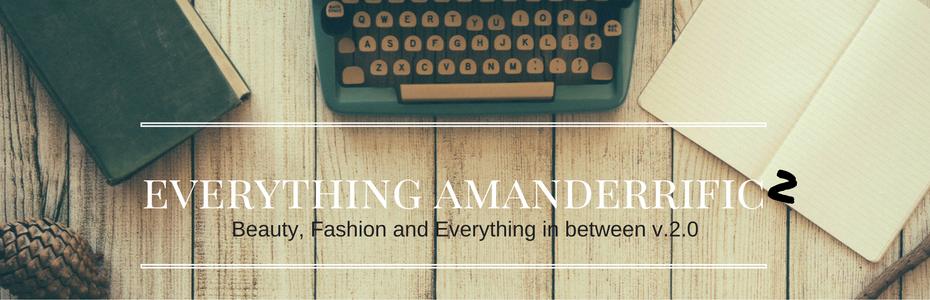 Everything Amanderrific 2