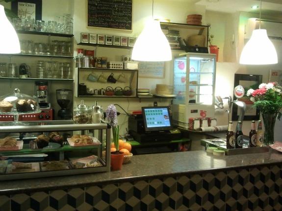 Café cine kino