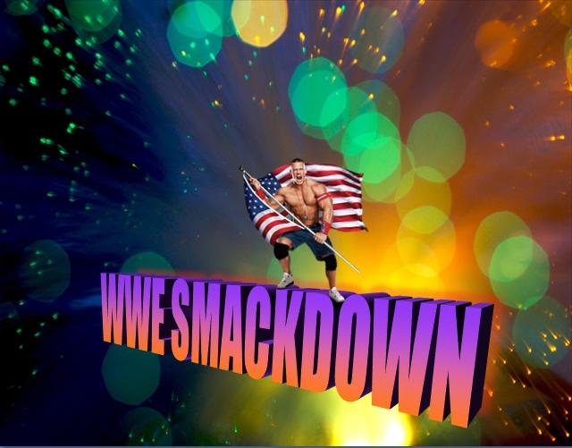 John Cena Wwe Smackdown 2012 Wallpaper