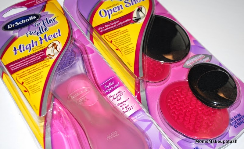 Dr. Scholl's, Dr. Scholl's For Her, Dr. Scholl's Review, Beauty Giveaway, Blog Contests, Dr. Scholl's Insoles