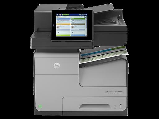 HP Officejet Enterprise X585f