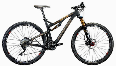2014 Intense Cycles Spider Comp 29 Expert Bike 29er