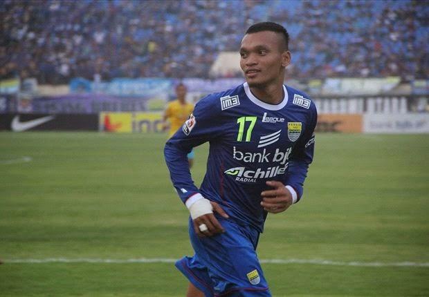 Ferdinand Sinaga Berlabuh ke Sriwijaya FC