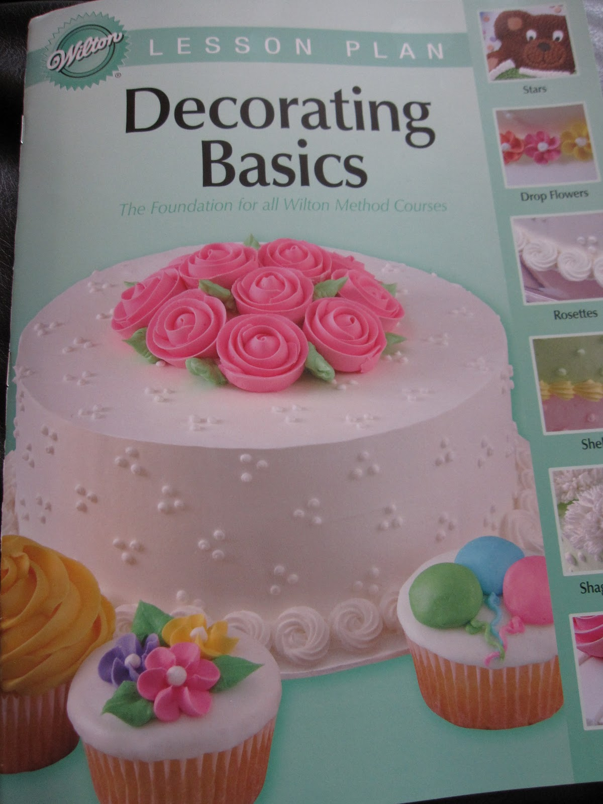 Michaels Cake Decorating Kit For Class : Michael s Basic Cake Decorating Class - Day 1 - She Bakes Here