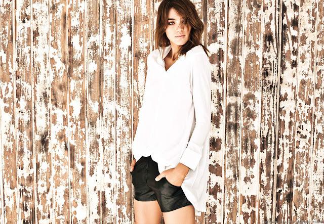 Shorts y blusas verano 2016 moda mujer Pura Pampa.