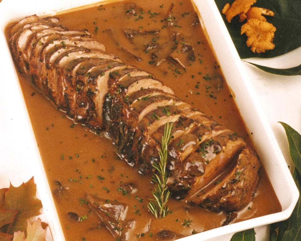 carnes para el horno: