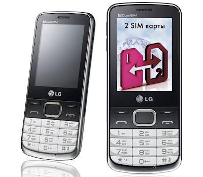 LG S367 Dual SIM Mobile Phone