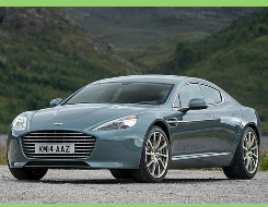 Aston Martin Rapide S, optimizado