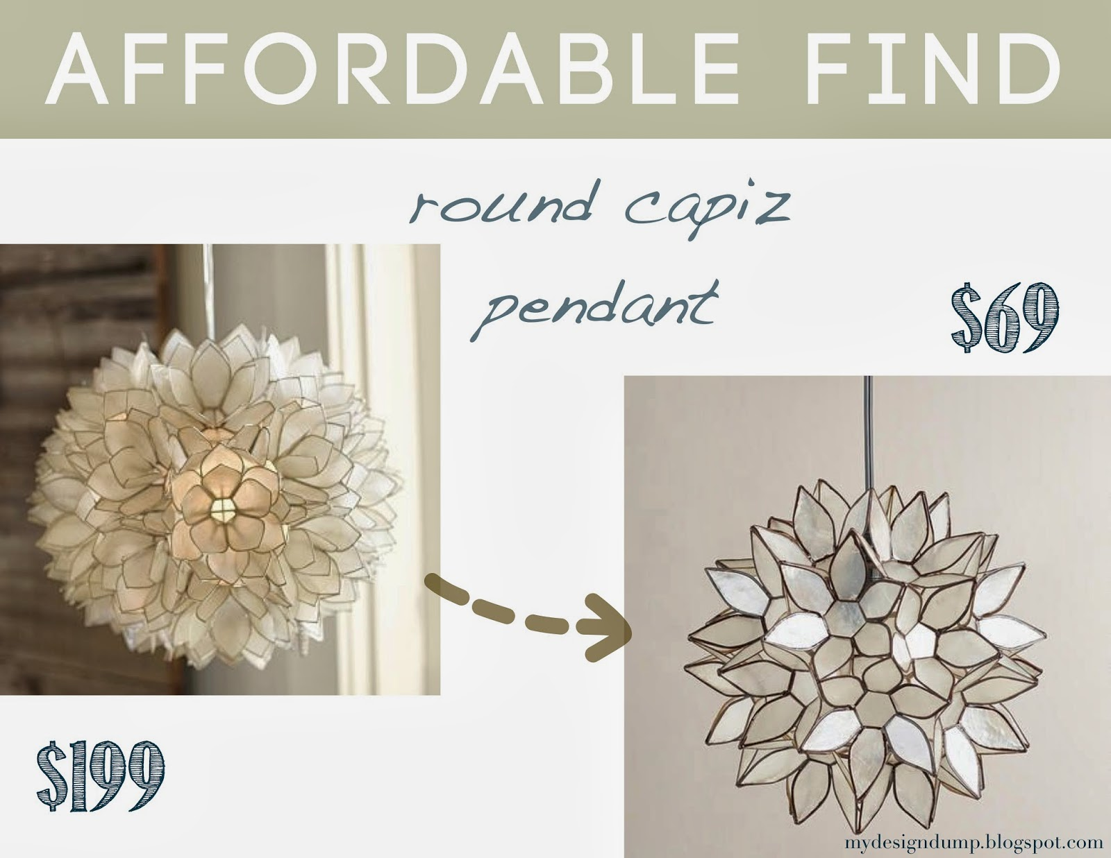 Affordable Find Round Capiz
