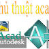 Một số kỹ thuật autocad nâng cao