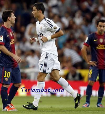 Prediksi Barcelona VS Real Madrid 8 Oktober 2012
