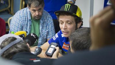Ngambek! Rossi Ancam Tak Ikut Balap di GP Valencia