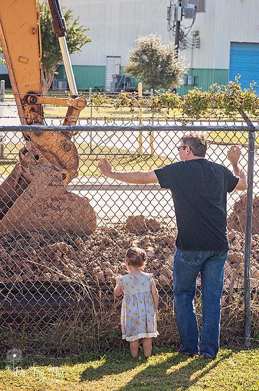backhoe excavator digger