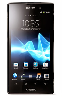 Sony Xperia ion - Spesifikasi dan Harga HP Sony Xperia ion LT28H Terbaru 2013