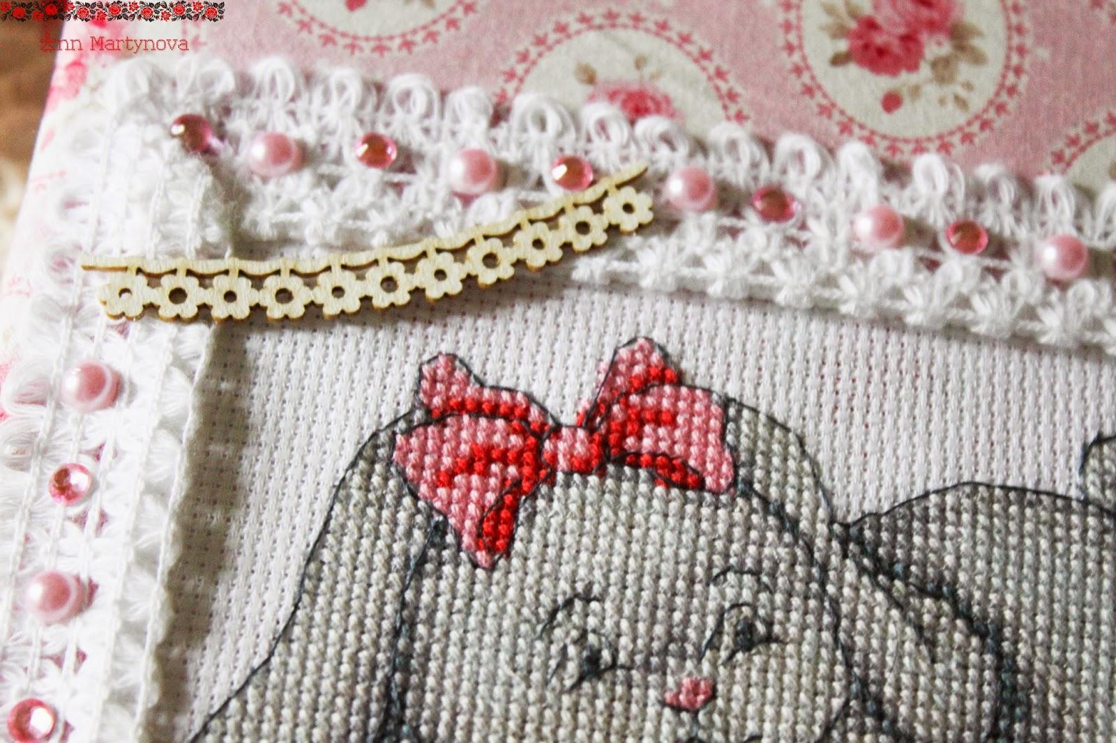 Алиса зайчик вышивка 63