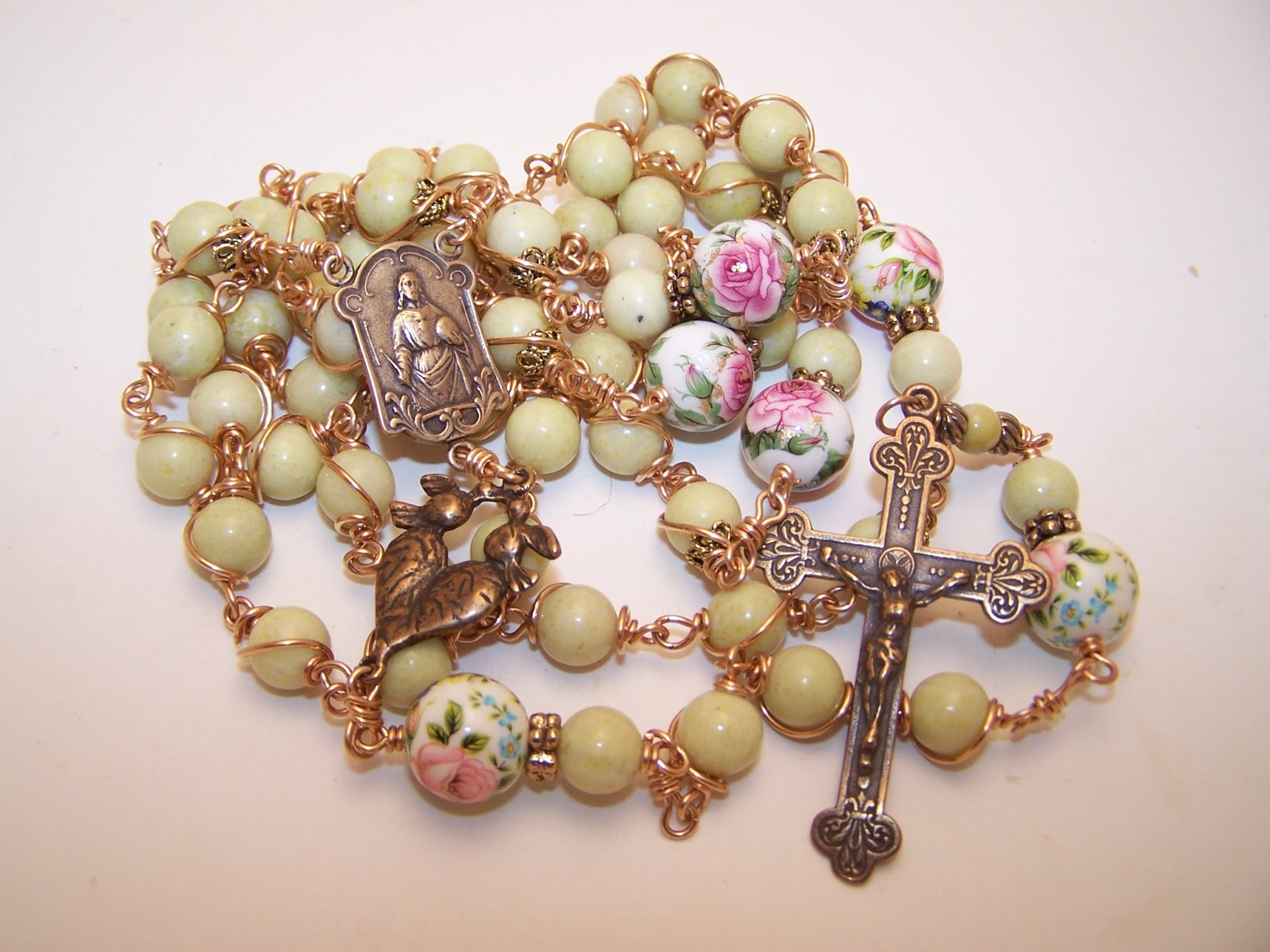 Etsy Rosary Guild Team: Robert's Heirloom Rosaries ...