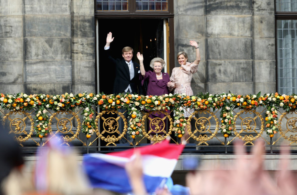 Abdication,Amsterdam,Appearance,Arts Culture and Entertainment,Balcony,Beatrix of the Netherlands,Bestof,Celebrities,Dutch Royalty