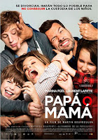 Papa o mama (2015) online y gratis