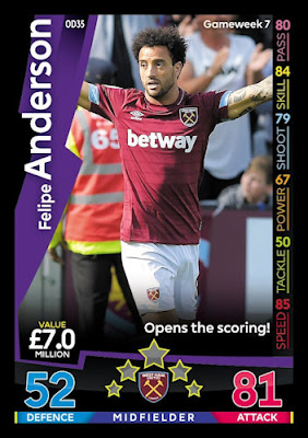 Match Attax-on Demand 2018//19-043 ETIENNE CAPOUE-Watford