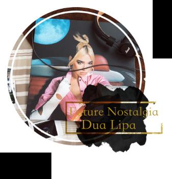 Recenzia na album Future Nostalgia - Dua Lipa