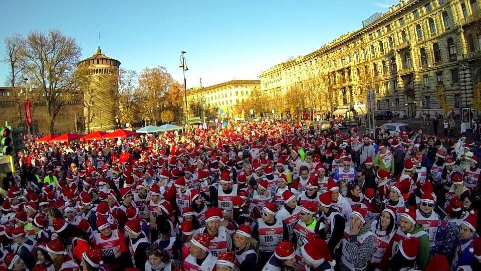 Babborunning 2014 per il weekend a Milano: cosa fare da venerdì 12 dicembre a domenica 14 dicembre