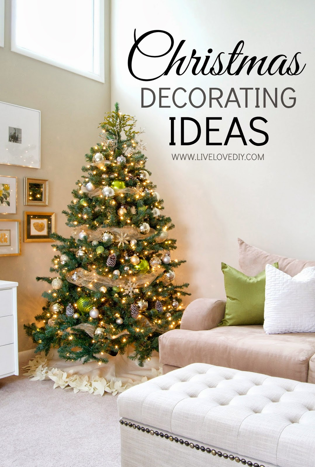 Christmas decorations you can make yourself - It S Officially