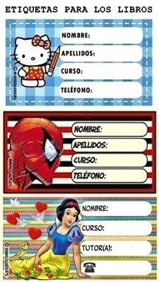 PREPARA LOS LIBROS  PARA EL PRÓXIMO CURSO