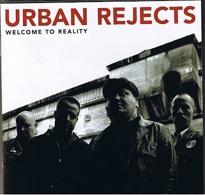 Urban Rejects - Welcome To Reality (2007)