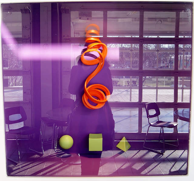 Harbourfront Centre Winter/Spring 2016 Visual Art Exhibition: Deliberately Ambiguous in Toronto, Ontario, Canada, Artmatters, Culture, Contemporary Abstract, Craft, Design, The Purple Scarf, MelaniePs, Abstactionists, Body Mimesis Tertiary, Heidi Mckenzie