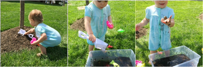 Water Play is so important for developing children. Pairing a Water Bin with Letters is a great way to practice letter recognition with younger kids and word formation with older kids. Suggestions for each age is included.