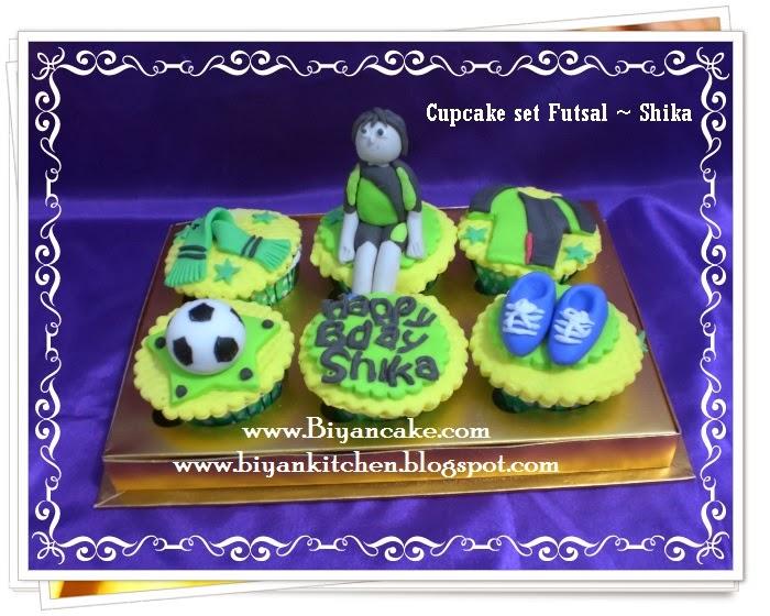 Cupcake Futsal ~ Shika