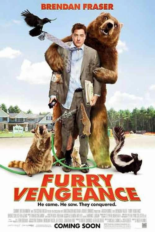 Sự Trả Thù Của Loài Thú - Furry Vengeance (2010)