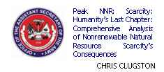 Peak NNR: Scarcity: Humanity's Last Chapter:  Comprehensive Analysis of Nonrenewable Natural Resource Scarcity's Consequences