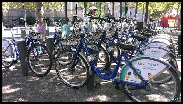 ville Rennes velo libre-service velib vélo star