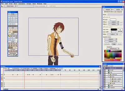 Smith Micro Anime Studio Pro 9.5