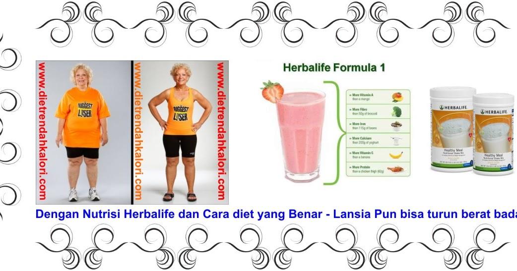 CARA DIET HERBALIFE - MURAH | HEMAT | SUKSES: Cara Diet ...