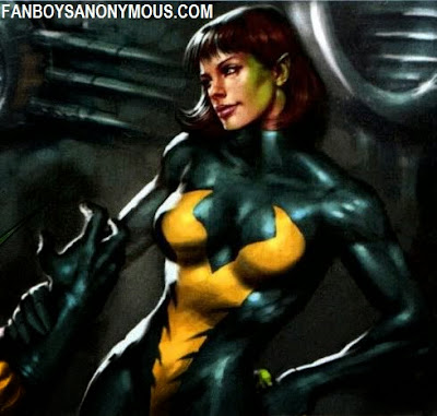 Marvel character The Wasp Janet Van Dyne in Edgar Wright Ant Man movie